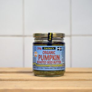 CARLEYS Raw Pumpkin Bytter – 250g