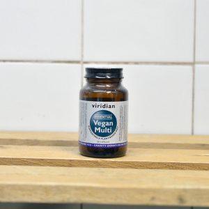 20% off Viridian Vegan Multivitamin – 30 QTY