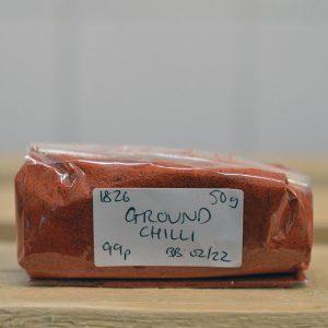 Zeds (India) Chilli Powder – 50g