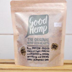 Good Hemp Hemp Seed Hearts – 225g
