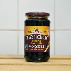 Meridian Organic Fairtrade Blackstrap Molasses – 600g