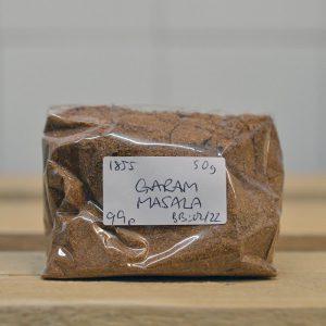 Zeds Garam Masala – 50g