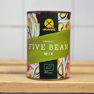 10% OFF-Locavore Organic Five Bean Mix – 400g