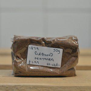 Zeds Ground Nutmeg – 50g