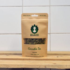Body & Mind Botanicals Cannabis Loose Leaf Tea – 15g