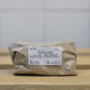 Zeds White Pepper – 50g
