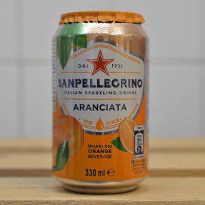 San Pellegrino Orange – 330ml