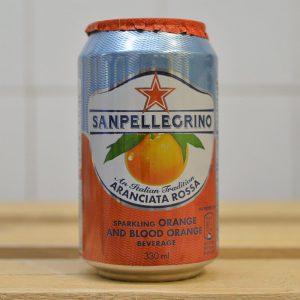 San Pellegrino Blood Orange  – 330ml