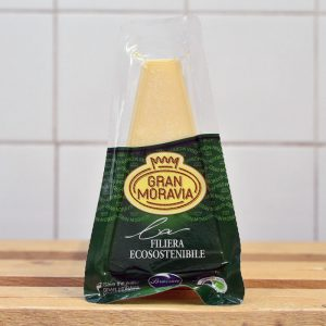 Gran Moravia Italian Hard Cheese – Veggie Rennet – 200g