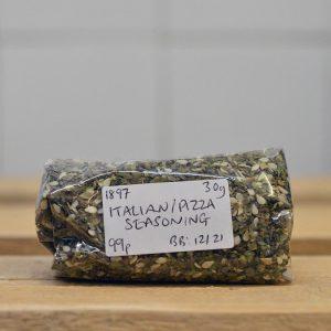 Zeds Italian Pizza/Herb Mix – 30g