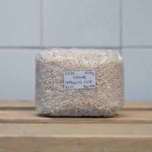 Zeds White Arborio Rice – 500g