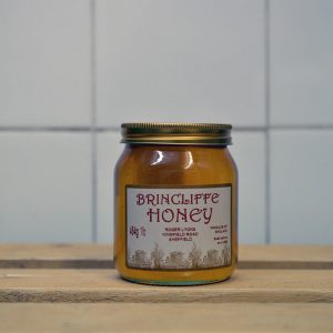 Brincliffe Local Raw Honey – 454g