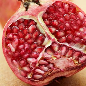 Zeds (1 large or 2 small) Pomegranate – Each