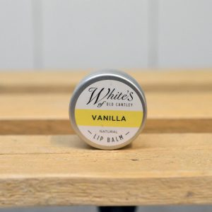 Whites Vanilla Lip Balm – 9g