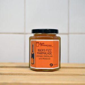 Just Preserves Local Bucks Fizzz Marmalade – 330g