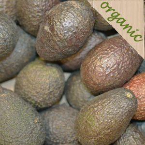 Zeds Organic Hass Avocado – 2 Average