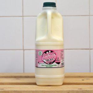 Our Cow Molly Local Semi Skimmed Milk – 2L