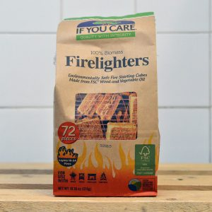 10% OFF-If You Care Firelighters – 72 Pack