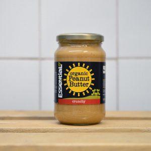 ESS Crunchy (w/ salt) Peanut Butter