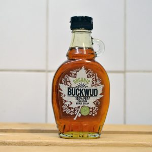Buckwud Organic Canadian Maple Syrup – 250g