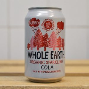 Whole Earth Organic Cola Drink – 330ml