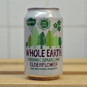 Whole Earth Organic Elderflower Drink – 330ml