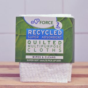 EcoForce Quilted Cloths – 2 Pack