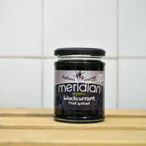 Meridian Organic Blackcurrant Spread – 284g