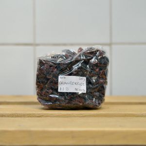 Zeds Dried Cranberries – 200g