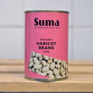 10% OFF – SUMA Organic Haricot Beans – 400g