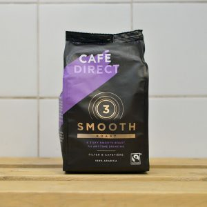 Cafe Direct (3) Ground Smooth Coffee – 227g