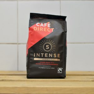 Cafe Direct (5) Ground Intense Coffee – 227g