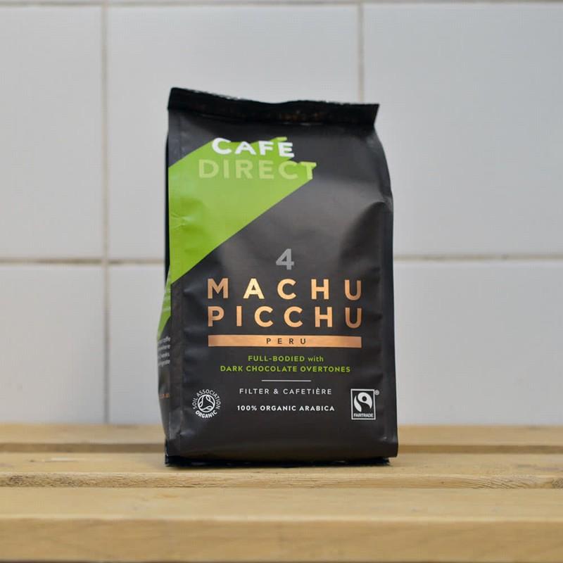 Machu Picchu Organic Ground Coffee �C 227g �C Zeds Wholefoods800 x 800 jpeg 78kB