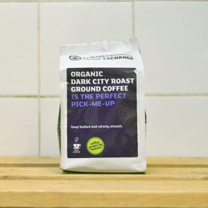 Equal EX (4) Ground Dark City Coffee – 227g