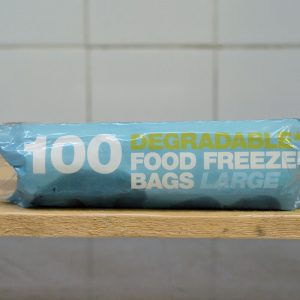10% OFF- D2W Large Food Freezer Bags – 100 Pack