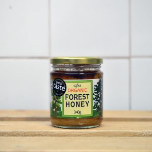 GFM Organic Forest Honey – 340g