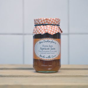 Mrs Darlingtons Apricot Jam – 340g