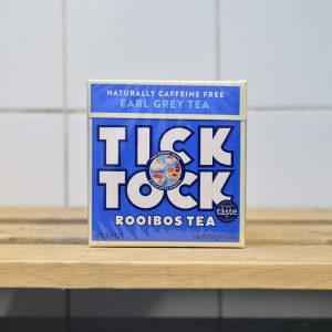 Tick Tock Earl Grey Rooibos Tea – 40 Bags