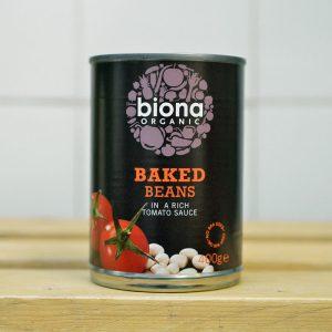 Biona Organic Baked Beans – 400g