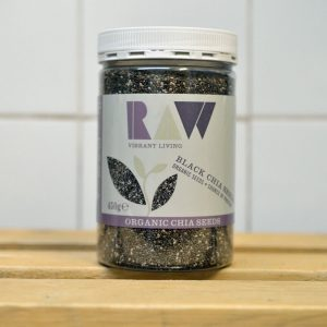Raw Health Organic Chia Seeds – 450g
