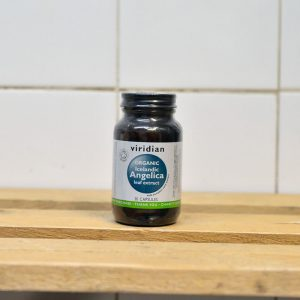 50% off Organic Iceland Angelica leaf extract – 30 cap (disco)