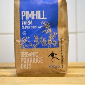 Pimhill Organic Porridge Oats – 850g