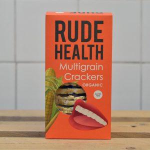 Rude Health Crackers (Multigrain) – 160g