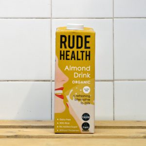Rude Health Organic Almond Drink – 1l