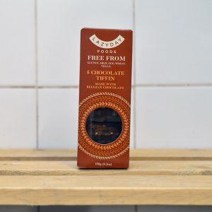 Lazy Days GF Dark Chocolate Tiffin – 150g