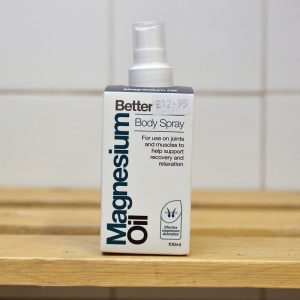 BETTER YOU Magnesium Oil Origi