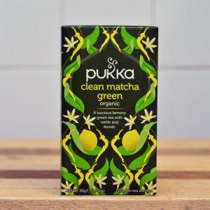 PUKKA Clean Matcha Green Tea – 20 Bags