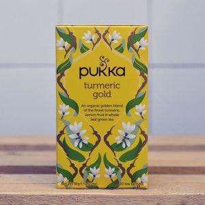 PUKKA Turmeric Gold Tea – 20 Bags
