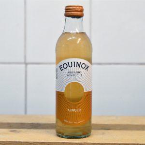 Equinox Ginger Kombucha – 275ml