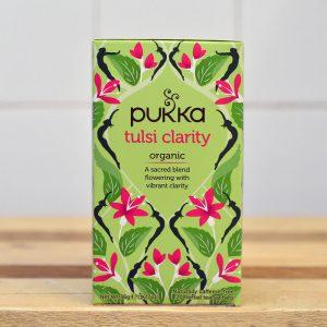 PUKKA Tulsi Clarity Tea – 20 Bags